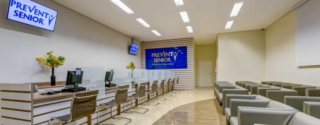 Núcleo de Reabilitação Prevent Senior Alto da Mooca